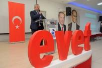 YARıMCA - Başkan Baran, Referandum Çalışmalarına Hız Verdi