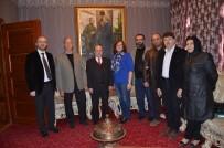 ŞEHİR MÜZESİ - Başkan Yardımcısı Hayrettin Eldemir, Muhtarlar İle Birlikte Müzeyi Ziyaret Etti