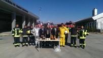 Batman Havalimanında ARFF Görevlileri Günü Kutlandı
