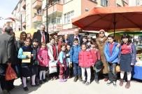 EKONOMİK BÜYÜME - Belediye Başkanı Babaş, Salı Pazarında Esnaf Ve Vatandaşları Ziyaret Etti