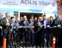 MUSTAFA YEL - Bilal Erdoğan TÜGVA Tekirdağ Temsilciliğinin Açılışını Yaptı
