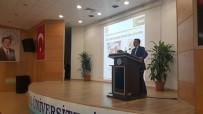 Bingöl'de 'En Etkin Sigara Bıraktırma Yöntemi' Konferansı