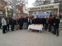 MALİ MÜŞAVİR - Burhaniye'de Ücretsiz Kitap Kampanyası