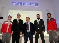 KURTARMA EKİBİ - Bursagaz'dan Depreme Karşı Olağan Üstü Tedbir