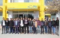 CHP Lideri Kılıçdaroğlu'na Kilis'ten 'Evet' Gazetesi Ve Kitapçığı Gönderildi