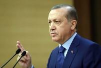 ÇIN HALK CUMHURIYETI - Cumhurbaşkanı Erdoğan 34 Kanunu Onayladı
