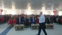 MURAT DURU - Develi'de 'Hafıza Tekniği Ve Sınav Kaygısı' Konferansı