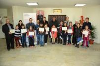 HABITAT - Dinar'da, 'Minik Parmaklar Geleceği Programlıyor' Projesi Devam Ediyor