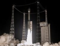 Dünya gözlem uydusu 'Sentinel 2B' uzaya fırlatıldı