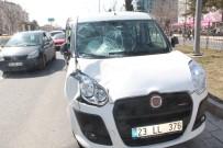 GÜLER YıLMAZ - Elazığ'da Trafik Kazası Açıklaması3 Yaralı