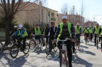 Erzincan Belediyesi Ve Bisikletliler Derneğinden Bisiklet Turu