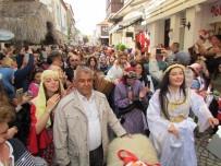ALAÇATı - Esnaflar 6-9 Nisan'daki Alaçatı Ot Festivaline Kilitlendi