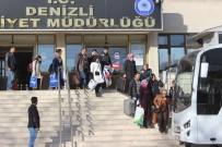 SERVERGAZI - FETÖ'den Gözaltına Alınan 27 Kişiden 13'Ü Adliyeye Sevk Edildi.
