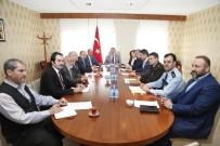 ŞENOL ESMER - Gölbaşı'nda Referandum Öncesi Güvenlik Toplantısı