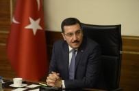 KADIN GİRİŞİMCİ - Gümrük Ve Ticaret Bakanı Bülent Tüfenkci Açıklaması