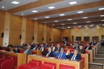 TERMİK SANTRAL - İl Genel Meclisi Mart Ayı Toplantıları Devam Ediyor