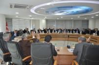 EĞİTİM KOMİSYONU - İl Genel Meclisi'nin Mart Ayı Son Birleşimi Bozüyük'te Yapıldı