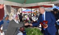 KADIN CİNAYETLERİ - İncirliova Belediye Başkanı Kale; 'Bizi Biz Yapan Kadınlardır'