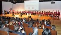 GENÇ GİRİŞİMCİLER - Kadın Girişimcilerden Oluşan Grubun Gösterisi Ayakta Alkışladı