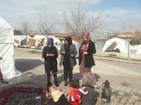 PSİKOLOJİK DESTEK - Kadın Ve Çocuk Hakları Derneği Deprem Bölgesinde