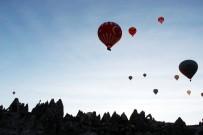 ATATÜRK EVİ - Kapadokya'yı Şubat Ayında 51 Bin 405 Turist Ziyaret Etti