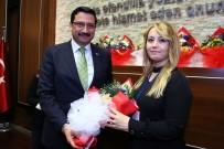 HIZMET İŞ SENDIKASı - Keçiören'de Kadınlar Günü Kutlandı