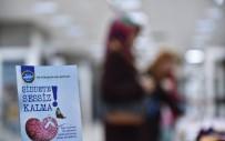 ŞİDDET MAĞDURU - Kızılay Metro Sanat Galerisi'nde 'Kadın Emeği Pazarı'