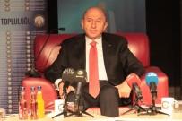 NIHAT ÖZDEMIR - Limak Holding Yönetim Kurulu Başkanı Nihat Özdemir Açıklaması