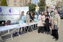 MALTEPE BELEDİYESİ - Maltepeli Kadınlar Kurabiyelerle Dilek Tuttu