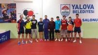 Masa Tenisi Milli Takım Kampı Sona Erdi
