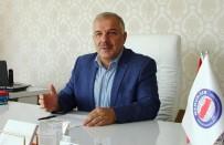TÜRK METAL SENDIKASı - Memur-Sen Bursa İl Temsiciliği'nden Türk Metal Sendikası'na Baş Sağlığı