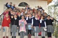 TOPLUM DESTEKLI POLISLIK - Mersin'de Öğrenciler Güvenli İnternet Konusunda Bilgilendirildi