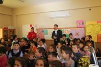 DEPREM ANI - Mersin'de Öğrencilere Deprem Eğitimi