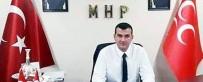 İŞ KAZASI - MHP'li Pehlivan; 'Devlet İçin Evet, Vatan İçin Evet'