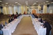 Milas'ta Mart Ayı Meclisi Toplandı