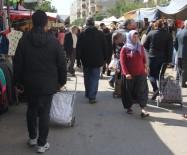 SİVİL POLİS - Pazarda Hırsız Alarmı