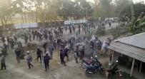 GREV - Polisle Protestocular Arasında Çatışma Açıklaması 3 Ölü