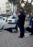 Polisler Silahını Ateşledi, Operasyon Anları Kamerada