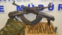 Siirt'te Uzun Namlulu Silah Ele Geçirildi