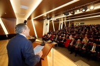 EMEKLİ BÜYÜKELÇİ - Talas Belediyesi'nde 'Nasıl Okuyalım?' Programı Düzenlendi