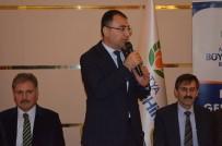 MUSTAFA TOPRAK - 'Tarım Teknolojileri, Makine, Hayvancılık Ve Gıda Fuarı' Düzenlenecek