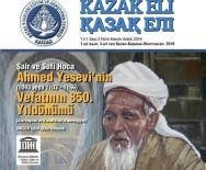 TÜRKISTAN - TKÜUGD Açıklaması 'Kazak Eli Dergisinin 3. Sayısı Yayımlandı'