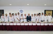GÜMÜŞ MADALYA - Turizm Fakültesi Aşçılık Takımı İstanbul'dan Ödüllerle Döndü