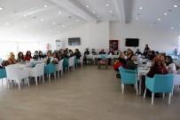 BOZOK ÜNIVERSITESI - Yozgat'ta Kadınlar Kahvaltıda Buluştu