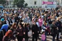 KADIN CİNAYETLERİ - 8 Mart Dünya Kadınlar Günü'nde Kadınlar Maltepe'de Eğlendi