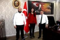 TEKVANDO - Ağrı'lı Genç Taekwondocu Hacer Türkiye Üçüncüsü Oldu