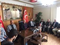 AK Parti Ve MHP Referandum İçin Bir Araya Geldi