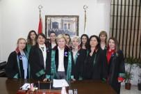 KADINA KARŞI ŞİDDET - Baro Başkanı Azade Ay, 'Şiddetin Karşısında Duracağız'