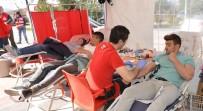 Bartın Üniversitesi Öğrencilerinden Kan Bağışı