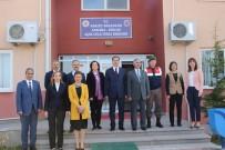 BAŞDENETÇİ - Başdenetçi Malkoç Cezaevindeki Kadınları Ziyaret Etti